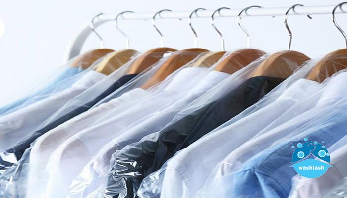 زمان تحویل لباس به خشکشویی