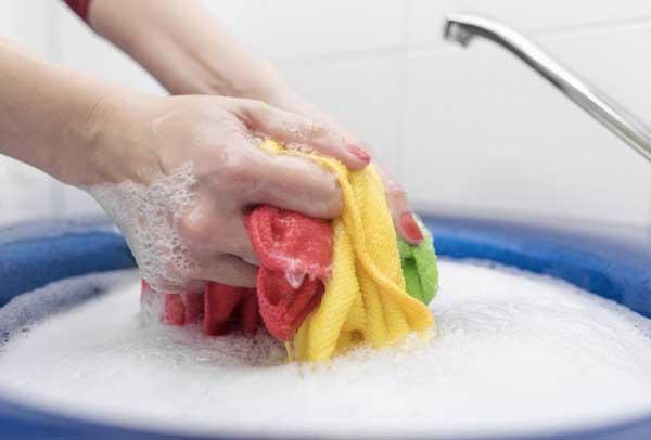 خشکشویی لباس