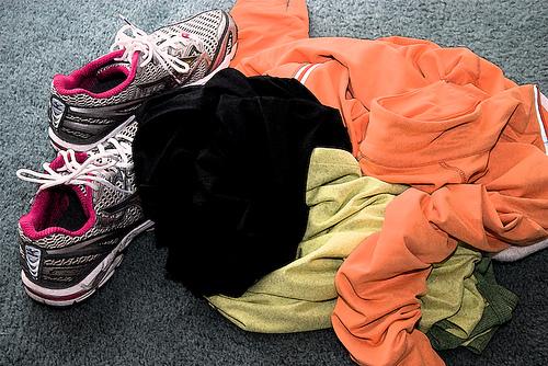 شستشوی لباس ورزشی